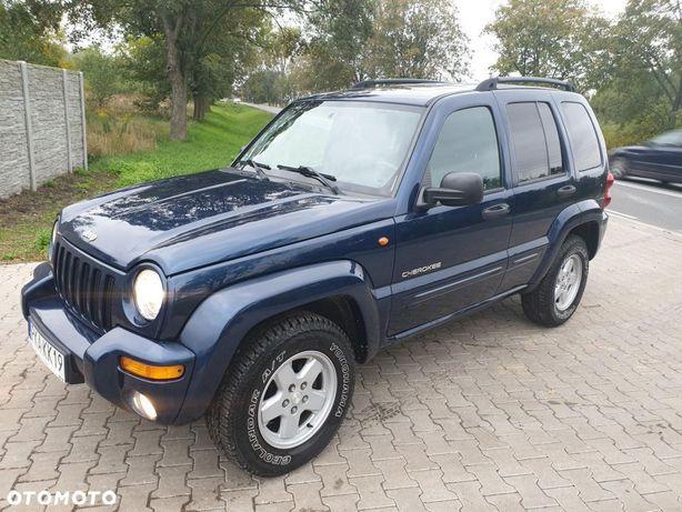 Jeep Cherokee LIMITED*Zarejestrowany*Super Stan*ZAMIANA*Ważne Opłaty