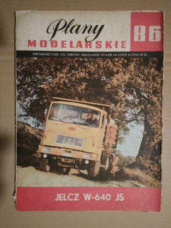 Plany Modelarskie 86 Jelcz, Ursus