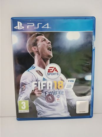 FIFA 18 Gra PS4 !