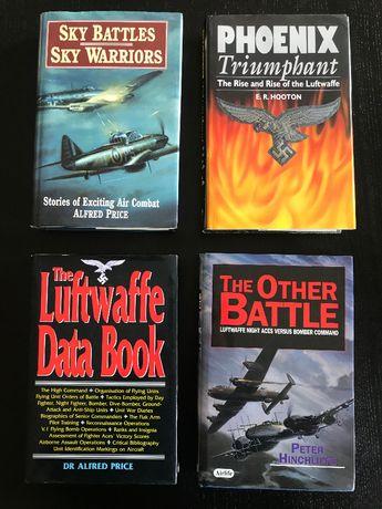 Livros 2 guerra mundial guerra aerea Luftwaffe avioes