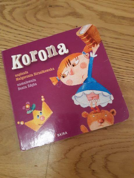Książeczka dla dzieci Korona