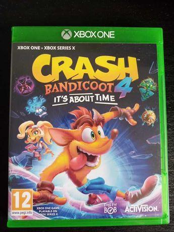Crash Bandicoot 4: Najwyższy Czas (Xbox One/Series X)