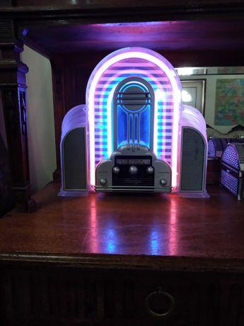 Rádio Marilyn néon vintage