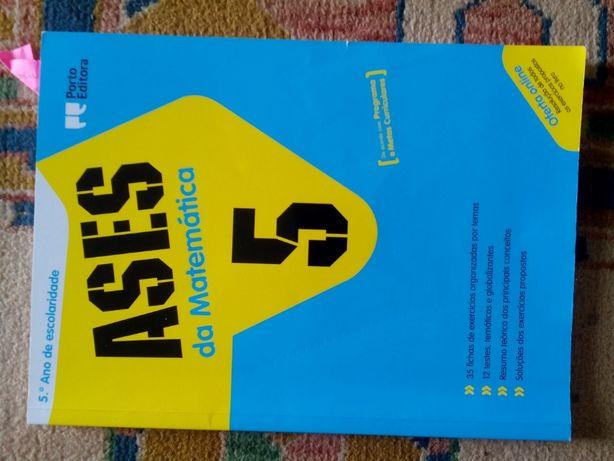 Livro ASES da matemática 5º