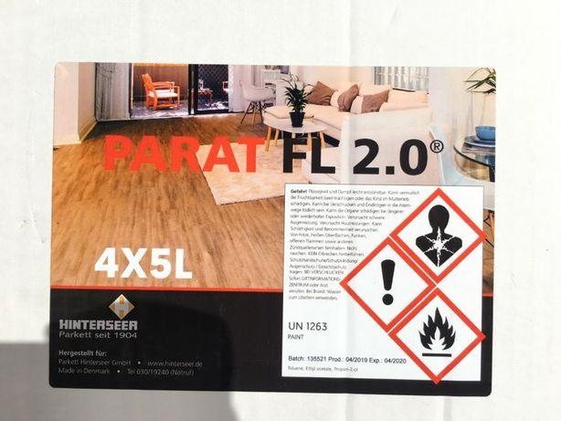 hinterseer PARAT FL 2.0 5l kit do fugowania, szpachla, szpachlówka