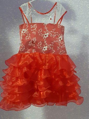 Дитяча вечiрня сукня