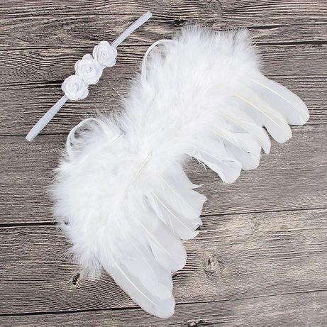 Крильця для фотосесії, фото новонароджених, реквізит для фото, крила