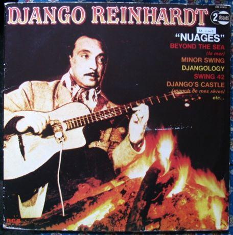Django Reinhardt-Nuages winyl 2LP