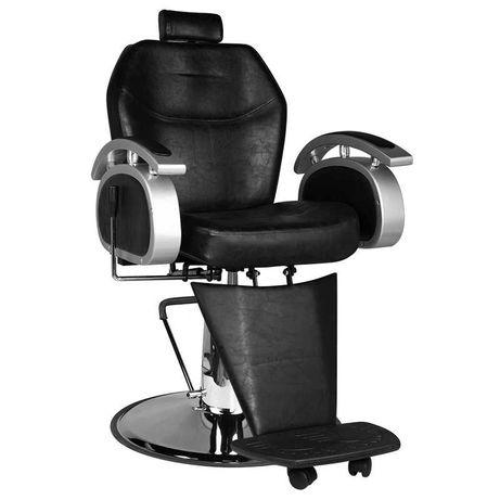 Fotel barberski - NOWY