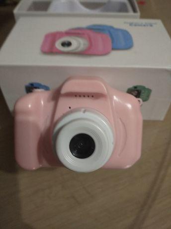 Детский цифровой фотоаппарат новый от частного лица