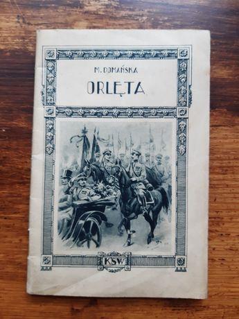 """Domańska Michalina """"Orlęta"""" 1925"""