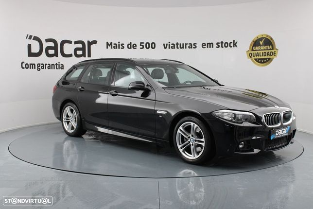 BMW 520 D TOURING PACK M AUTO