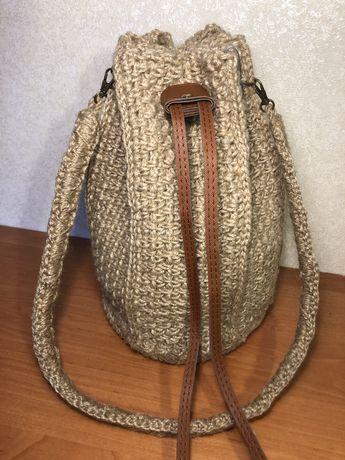 ЭКО сумка Торба, ручная работа