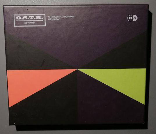 O.S.T.R. – Jazz, Dwa, Trzy 1 wydanie ostr