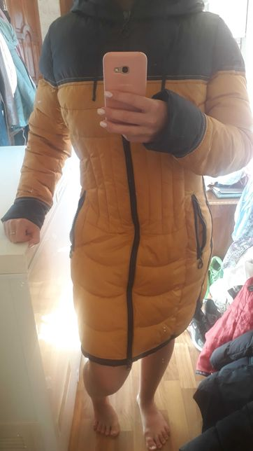 Пуховик, зимняя куртка бесплатная доставка укрпочтой