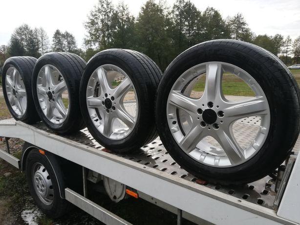 Alufelgi z oponami Mercedes W251 ML W164 19 cali