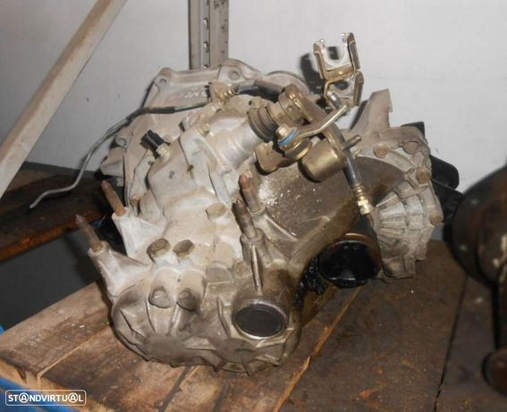 Caixa velocidades para Mitsubishi Lancer 1.3 gasolina (1999) F5M411RSA1