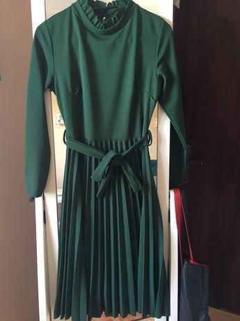 Sukienka zielona rozm. 36/38