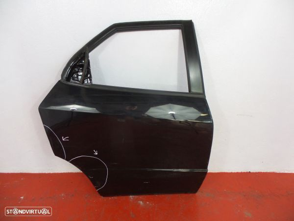 Porta Tras Direita Honda Civic Viii Hatchback (Fn, Fk)