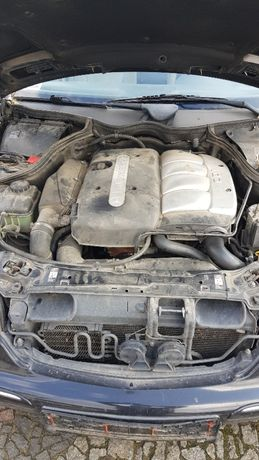Silnik Mercedes C 220 CDI