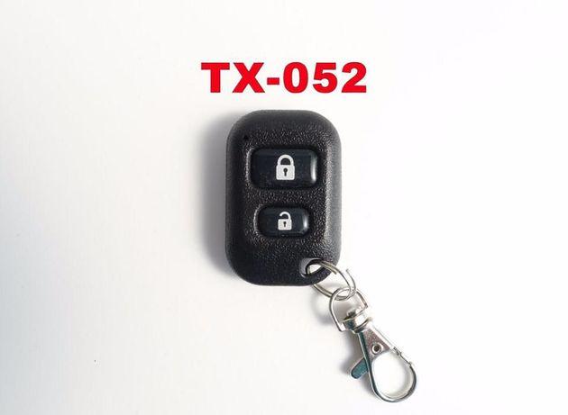 Comandos de portão de garagem - Código Fixo - TX052 433MHz