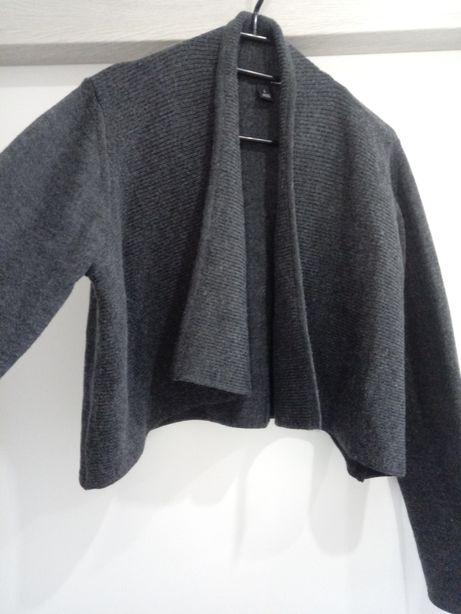 Sweterek narzuta Kardigan  H&M r L