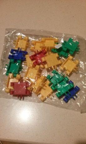 klocki lego duplo wader cobi dziecko ukladanka duze mega bloks