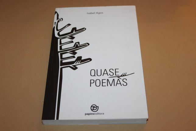 Quase Poemas de Isabel Agos