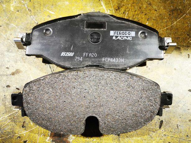 Pastilhas travão frente Ferodo Racing DS2500 para discos 310mm