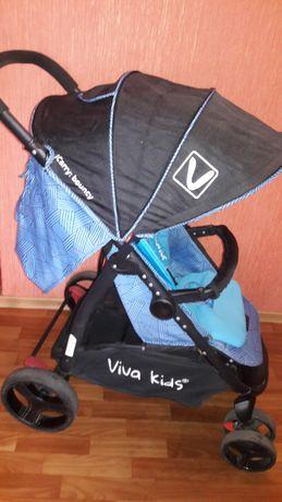 Детская прогулочная коляска Viva Kids iCarry: bouncy
