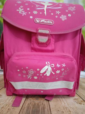 Ортопедический школьный рюкзачок для девочки, очень удобный и красивый