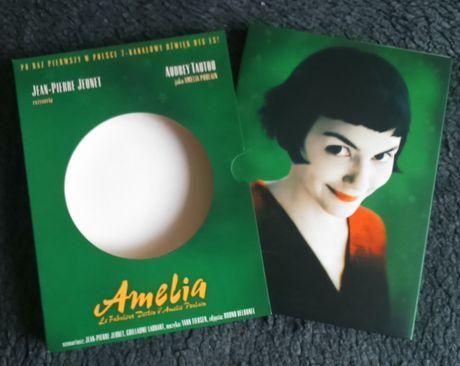 2x DVD Amelia UNIKAT Audrey Tautou Yann Tiersen