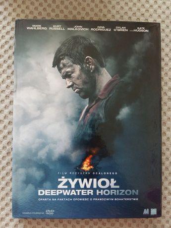 Żywioł, deepwater horizon - film, dvd