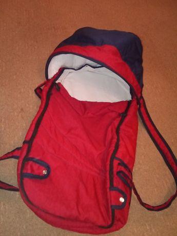 Переносна сумка для немовлят