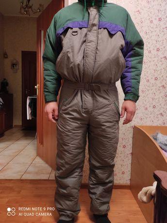 Продам лыжный костюм мужской