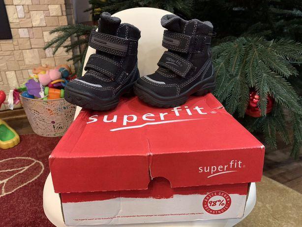 Сапоги черевики ботинки superfit super fit 19 размер
