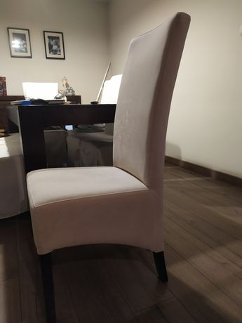 Krzesła do jadalni sztuk 8