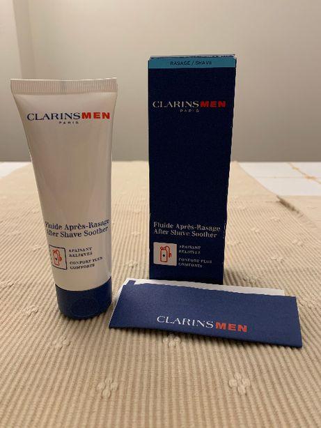 Clarins Men After Shave Soother Balsam po goleniu