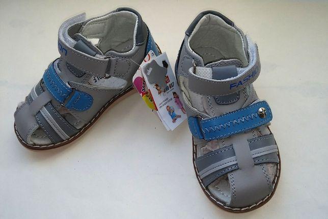 Детские босоножки, сандалии для мальчика