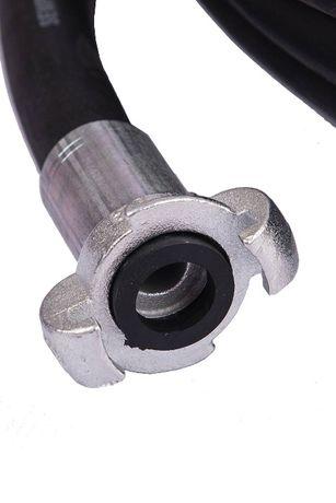Wąż do powietrza na złącza kłowe do kompresora sprężarki 20BAR DN20/25