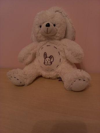 М'яка іграшка (заєць)
