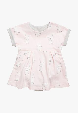 Mothercare 92 nowa sukienka z body