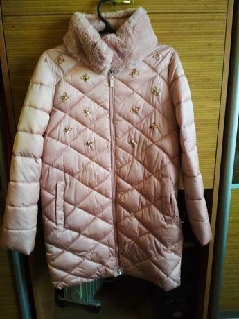 Новое пальто ,пуховик