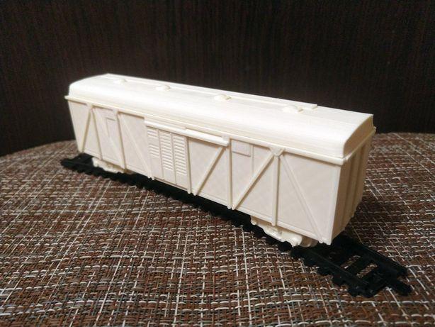 Железная дорога PIKO ROCO вагон крытый 11-066 1/87 HO
