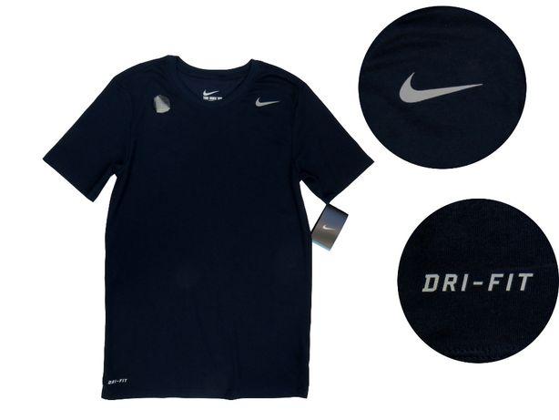 Nike Dri-Fit Cotton T-Shirt koszulka r S -40%