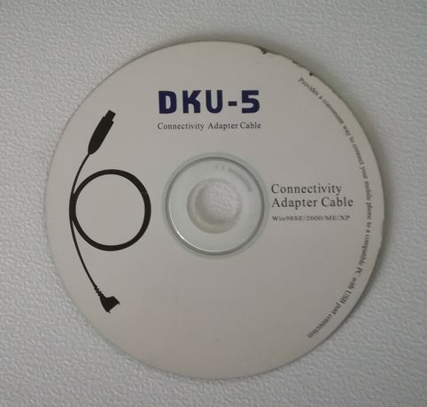 NOKIA DKU-5 Connectivity Adapter Cable PC Suite