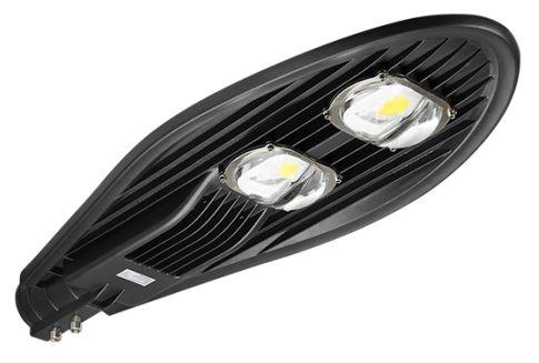 """LED фонарь консольный уличный 100Вт ІР65 """"Кобра"""" гарантия 3 года."""