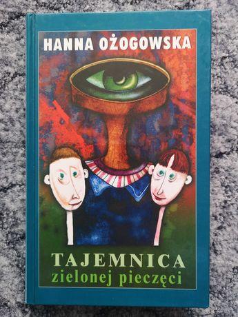 Tajemnica Zielonej Pieczęci, Hanna Ożogowska