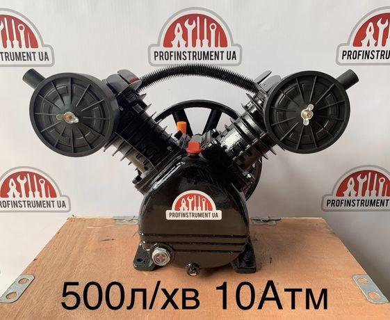Компрессорный блок. Голова компрессор 500л/хв10атм. Компресор