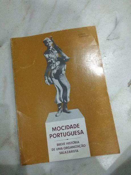 A mocidade portuguesa - Lopes Arriaga ( ditadura porruguesa Salazar )